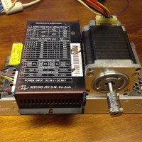 Testing components - Stepper and driver