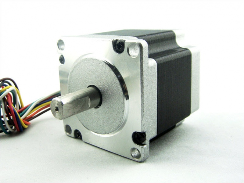 identify leads on a wire stepper motor victor leung projects portfolio